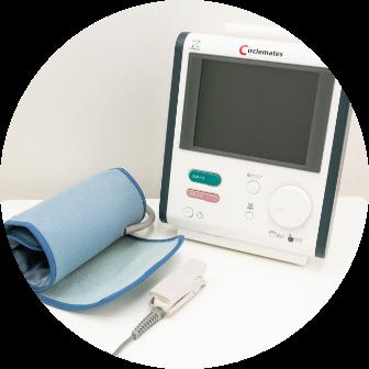 生体モニターを使用した安心安全な手術