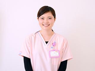 中嶋 聖奈(歯科衛生士)