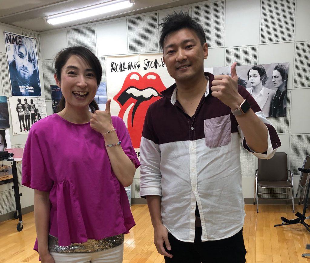 FMKラジオ出演(5/21)