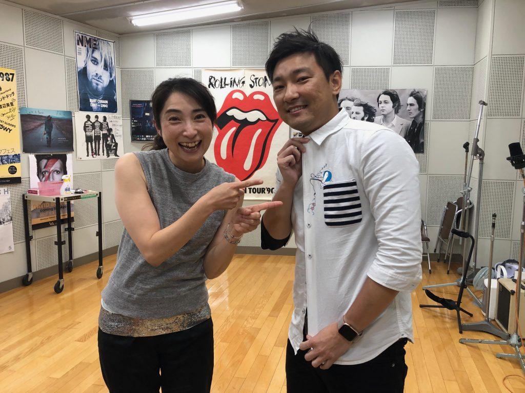 FMKラジオ出演(6/18)