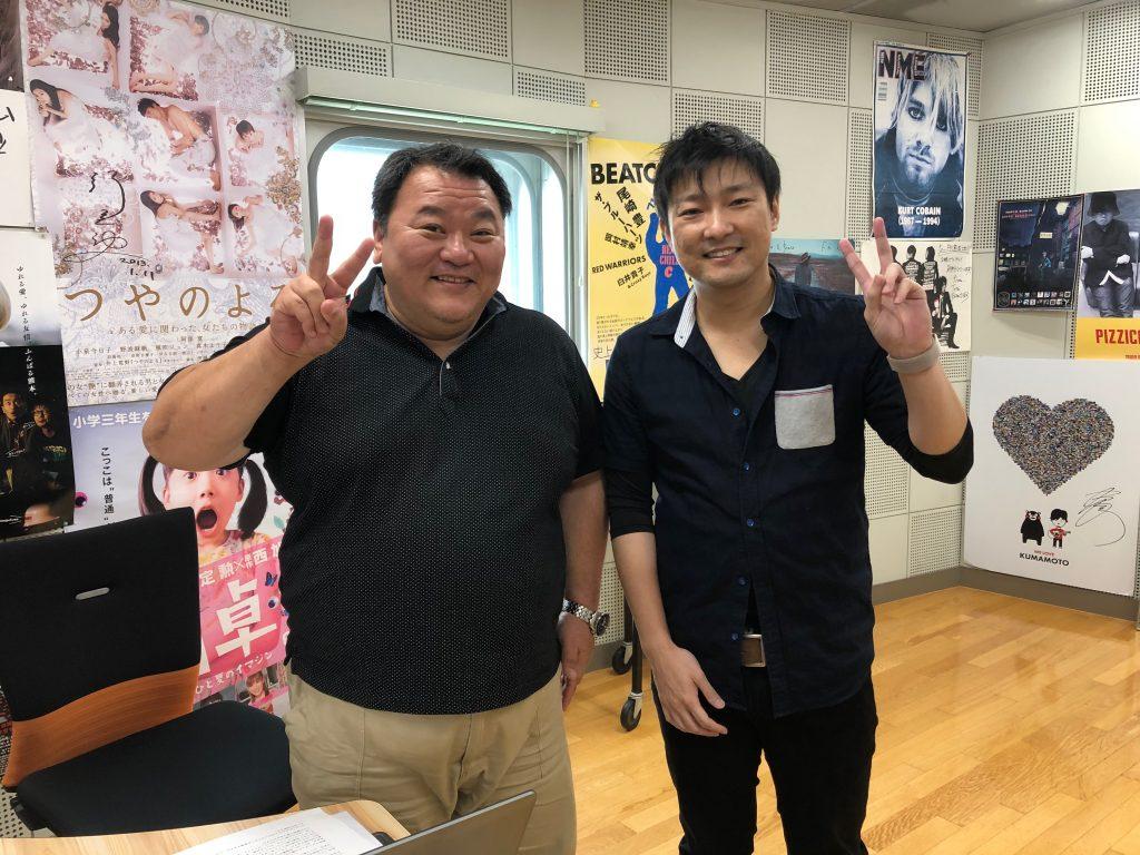 FMKラジオ出演(7/16)