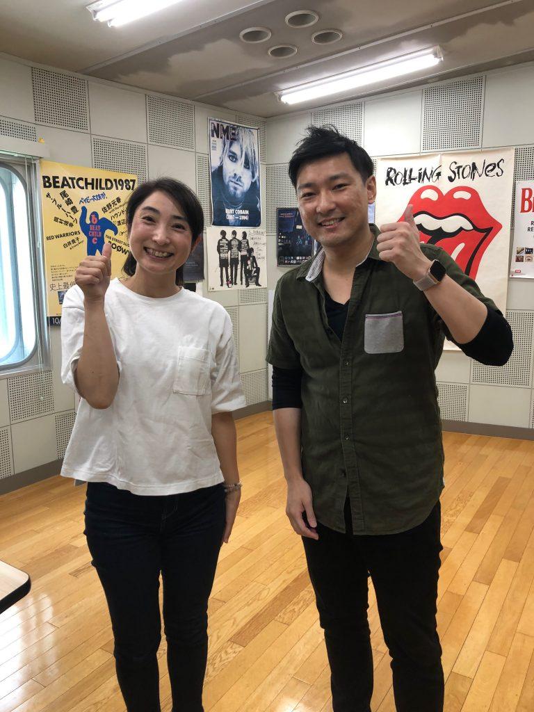 FMKラジオ出演(7/30)
