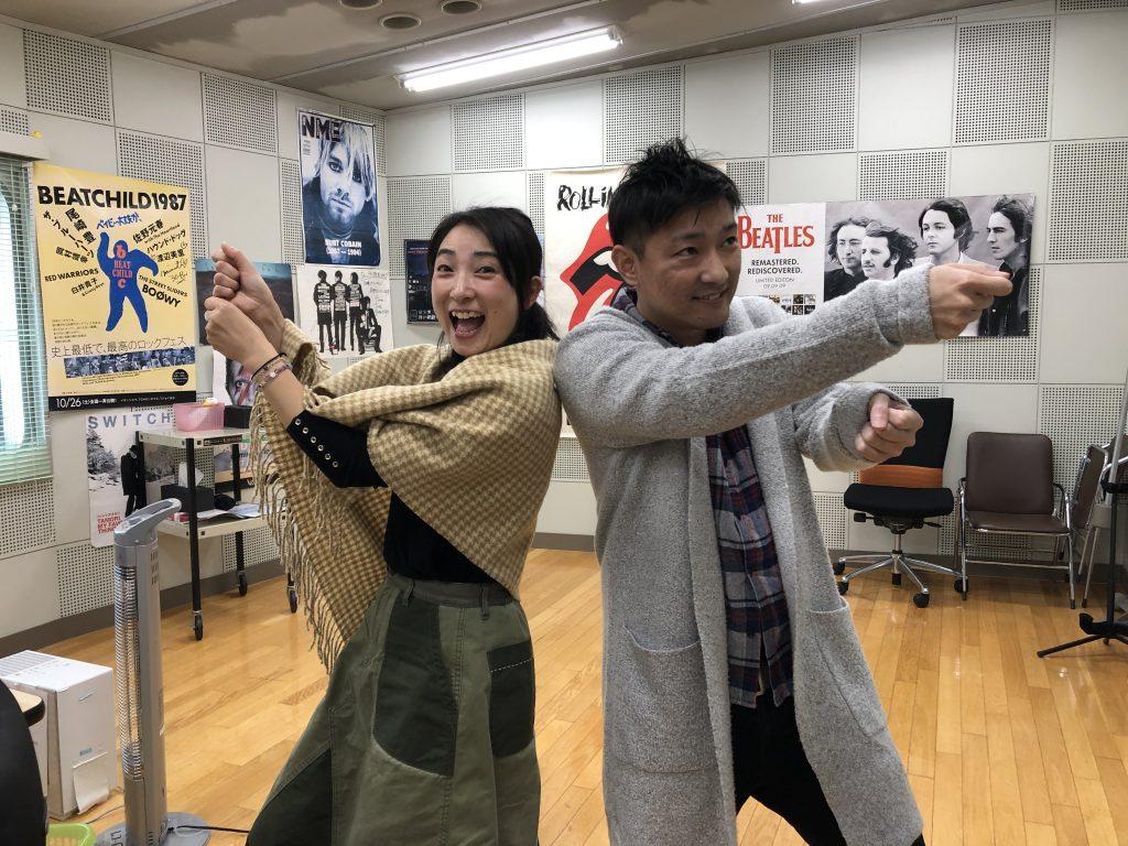 FMKラジオ出演(2019.11.19)